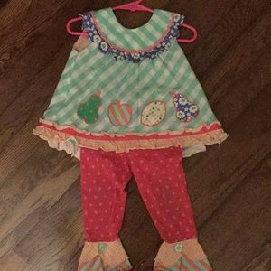 2 piece baby girl outfit